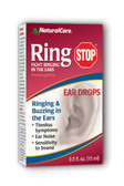 Ring Stop Ear Drops 0.5oz (15 ml), Natural Care