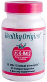 Lyc-O-Mato Lycopene 15 mg 60 Softgels, Healthy Origins