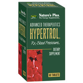 Advanced Therapeutics Hypertrol RX Blood Pressure 60 Tabs, Nature's Plus