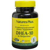 DHEA-10 w / Bioperine 90 Veggie Caps, Nature's Plus