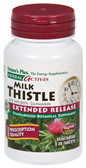 Herbal Actives Milk Thistle Extended Release 500 mg 30 Tabs, Nature's Plus