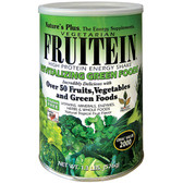 Fruitein High Protein Energy Shake Revitalizing Green Foods 1.3 lb (576 g), Nature's Plus