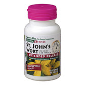Herbal Actives St. John's Wort 450 mg 60 Tabs, Nature's Plus