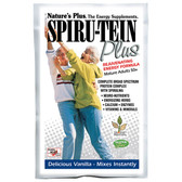 Spiru-Tein Plus Rejuvenating Energy Formula Delicious Vanilla 1.2 lb. (544 g), Nature's Plus