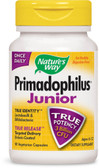 Primadophilus Junior 90VCaps, Nature's Way