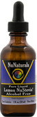 Pure Liquid Lemon NuStevia Alcohol Free 2 oz (59 ml), NuNaturals
