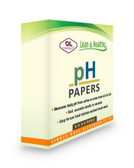 pH Papers 6.0-8.0 Range Single Roll Dispenser 15 ft, Olympian Labs