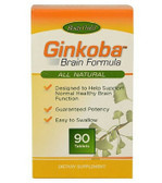 Ginkoba Brain Formula 90 Tabs, Pharmaton Natural Health
