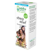 Cell Salts + Flower Essences Stress Relief Kids 2+ 1 oz (29.6 ml), Siddatech