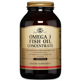 Omega-3 Fish Oil Concentrate 120 sGels, Solgar