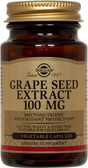 Grape Seed Extract 100 mg 60 Veggie Caps, Solgar
