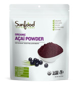 Amazon Acai Powder 8 oz (227 g), Sunfood