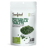 Nutrient-Rich Chlorella Tabs 225 Tabs, Sunfood