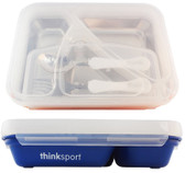 Thinksport GO2 Container Blue 1 Container, Think