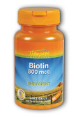 Biotin 800 mcg 90 Tabs, Thompson