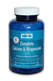 Complete Calcium & Magnesium 120 Tabs, Trace Minerals Research