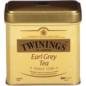 Classics Earl Grey Loose Tea 3.53 oz (100 g), Twinings