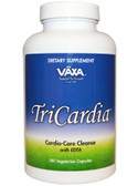 TriCardia 180 Veggie Caps, Vaxa International