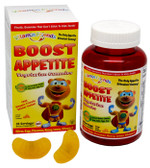 Boost Appetite Vegetarian Gummies 36 Orange Pectin Gummies, Vitamin Friends