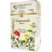 Chamomile Flowers Whole Organic 32 gm Celebration Herbals