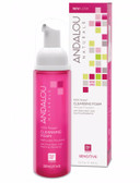 Cleansing Foam 1000 Roses Sensitive 5.5 oz Andalou, Delicate, Dry Skin