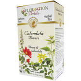 Calendula Flowers Organic 24 gm Celebration Herbals