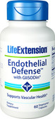 Life Extension, Endothelial Defense with GliSODin 60 Caps