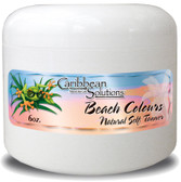 Beach Colours Natural Self Tanner 6 oz, Caribbean Solutions