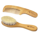 Green Sprouts Brush & Comb Set 2 Piece Set, iPlay