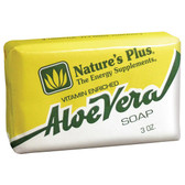 Aloe Vera Soap 3 oz, Nature's Plus