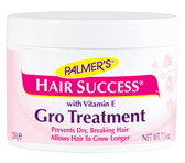 Hair Success Gro Treatment with Vitamin E 7.5 oz (200 g), Palmer's