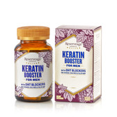 Keratin Booster for Men 60 Veggie Caps, ReserveAge Nutrition