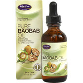 Pure Baobab Oil 2 oz Life-Flo, Skin and Hair