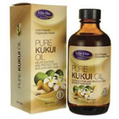 Pure Kukui Oil 4 oz Life-Flo, Dry, Sun-Exposed Skin