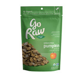 Organic Sprouted Pumpkin Seeds 1 lb (454 g), Go Raw