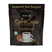 CafeCeps Instant Organic Coffee Beverage 3.52 oz (100 g), Madre Labs