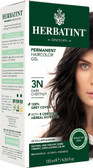 Herbatint Permanent Dark Blonde 6N, Hair Color Gel