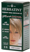 Herbatint Permanent Honey Blonde 9N, Hair Color