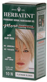 Herbatint Permanent Platinum Blonde 10N, Natural Hair Color