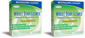 2 x Whole Body Cleanse 10 Day Program Enzymatic Therapy, 2-Pack