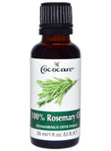 100% Rosemary Oil 1 oz (30 ml), Cococare