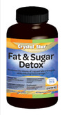 Fat & Sugar Detox 60 VCaps, Crystal Star