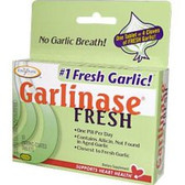 Garlinase Fresh 30 Tabs Enzymatic Therapy