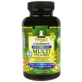 Men's 45+ Multi Vit-A-Min 1 Daily 30 VCaps, Emerald Laboratories