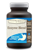 Enzyme Blend Digestive Support 90 Capsules, FoodScience