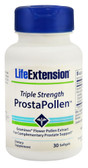 ProstaPollen Triple Strength 30 sGels Life Extension, Prostate Health
