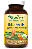 Multi for Men 55+ 120 Tabs, MegaFood
