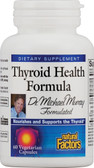 Thyroid Health Formula 60 VCaps, Natural Factors