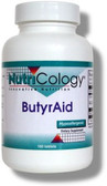 ButyrAid 100 Tabs, Nutricology