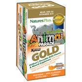 Animal Parade Gold Children's Multi-Vitamin/Mineral Orange 120 ct, Nature's Plus